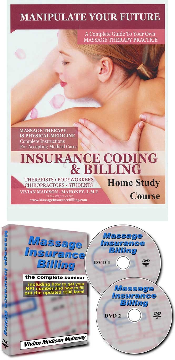 Home study course for physical therapy - 27 Ce Home Study Course Insurance Seminar In Dvd Massage Insurance Billing