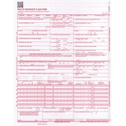 CMS-1500 Forms - 50 pack