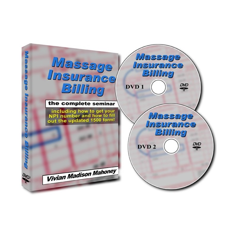 Insurance Billing Seminar on DVD